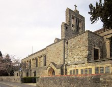 St Mary's Church services are held at 10am on Sunday